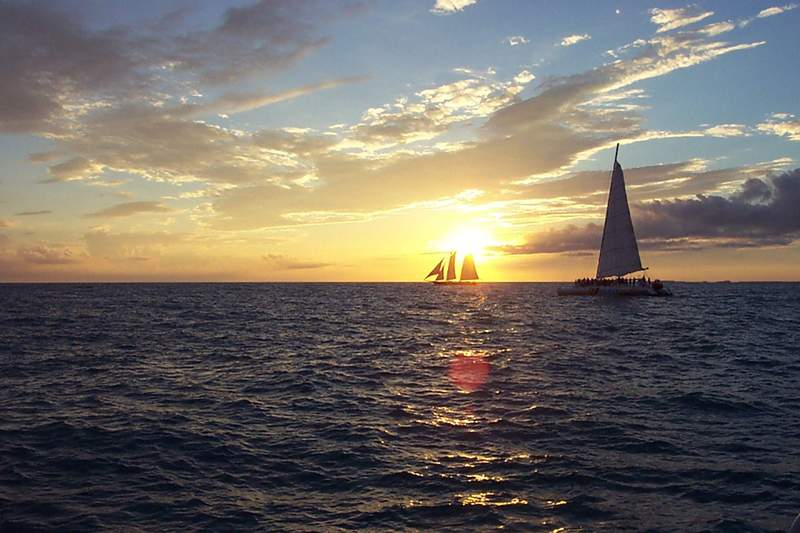 Key West Sunset 0779
